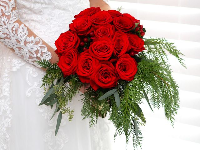 Hubert and Stephanie's Wedding in Fallbrook, California 10