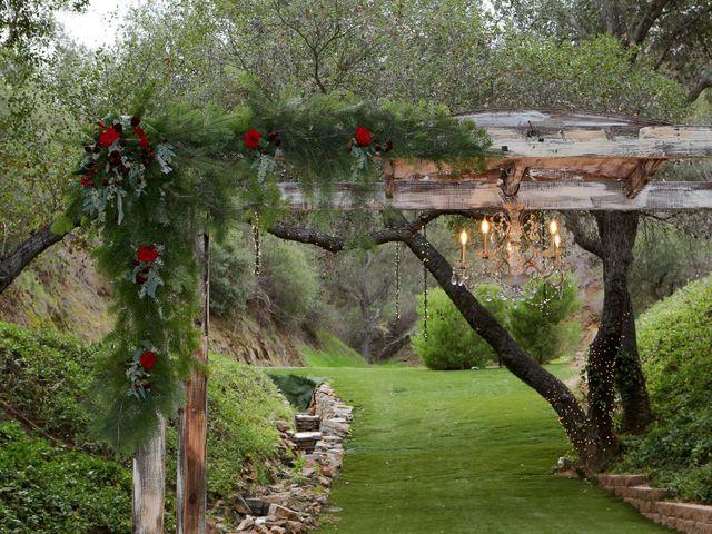 Hubert and Stephanie's Wedding in Fallbrook, California 13