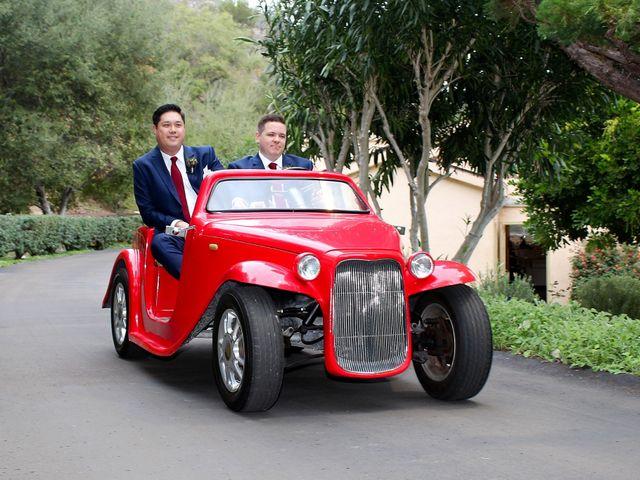 Hubert and Stephanie's Wedding in Fallbrook, California 14