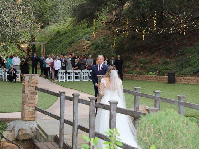 Hubert and Stephanie's Wedding in Fallbrook, California 16