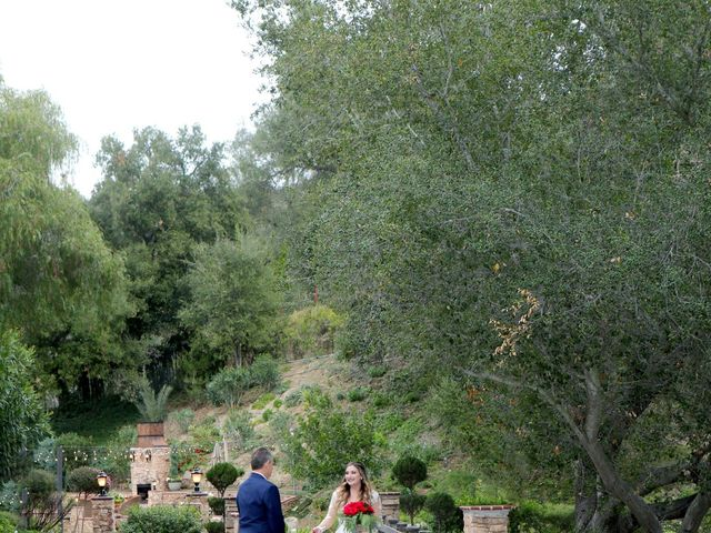 Hubert and Stephanie's Wedding in Fallbrook, California 17