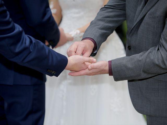 Hubert and Stephanie's Wedding in Fallbrook, California 20