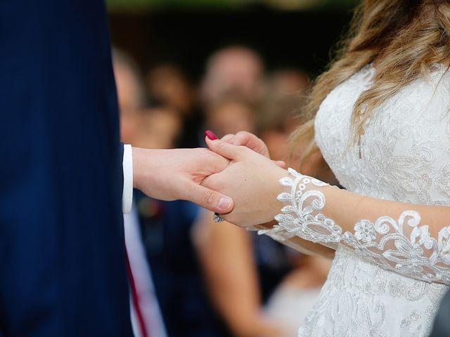 Hubert and Stephanie's Wedding in Fallbrook, California 22