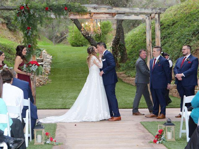 Hubert and Stephanie's Wedding in Fallbrook, California 24