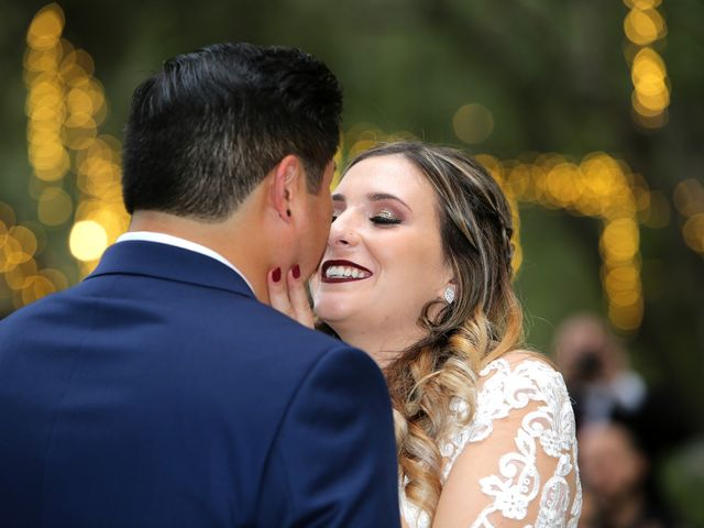 Hubert and Stephanie's Wedding in Fallbrook, California 25