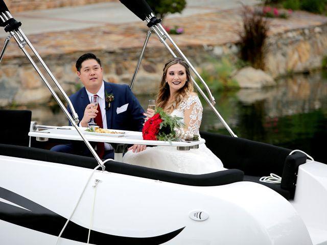 Hubert and Stephanie's Wedding in Fallbrook, California 26