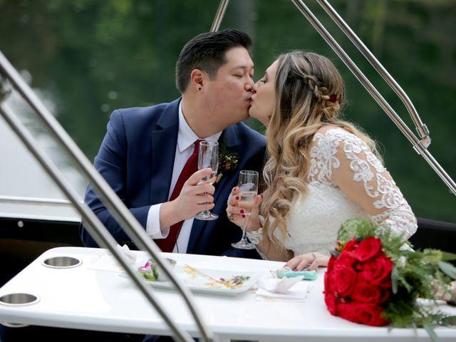 Hubert and Stephanie's Wedding in Fallbrook, California 28