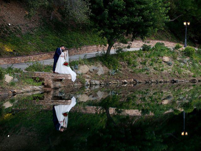 Hubert and Stephanie's Wedding in Fallbrook, California 34