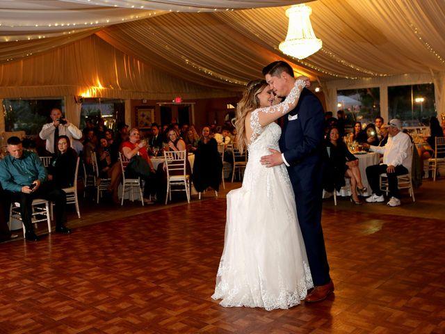Hubert and Stephanie's Wedding in Fallbrook, California 40