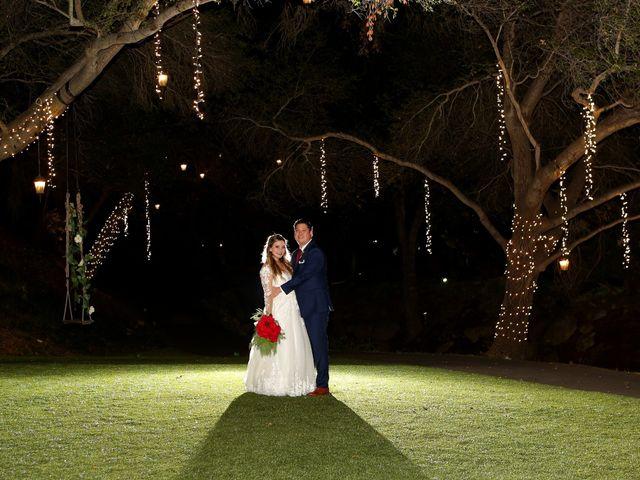 Hubert and Stephanie's Wedding in Fallbrook, California 46