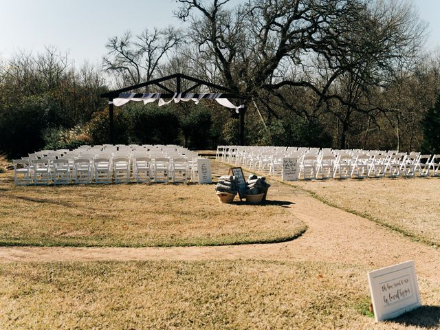 Jake and Becca's Wedding in Caldwell, Texas 2