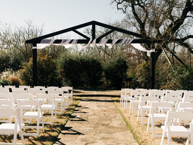 Jake and Becca's Wedding in Caldwell, Texas 3