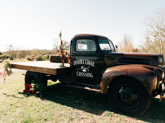 Jake and Becca's Wedding in Caldwell, Texas 4