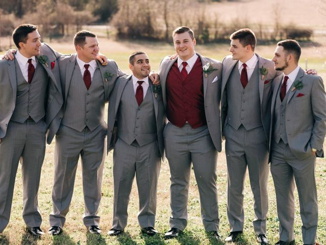 Jake and Becca's Wedding in Caldwell, Texas 10