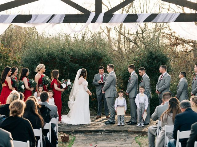 Jake and Becca's Wedding in Caldwell, Texas 14