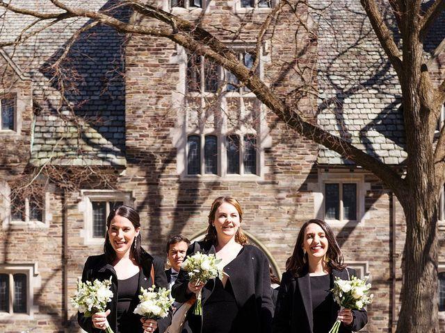 Jake and Kara's Wedding in Princeton, New Jersey 4