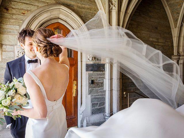 Jake and Kara's Wedding in Princeton, New Jersey 1