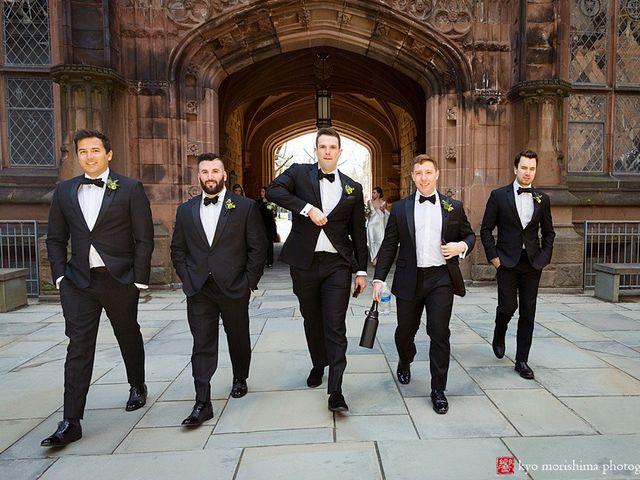 Jake and Kara's Wedding in Princeton, New Jersey 9