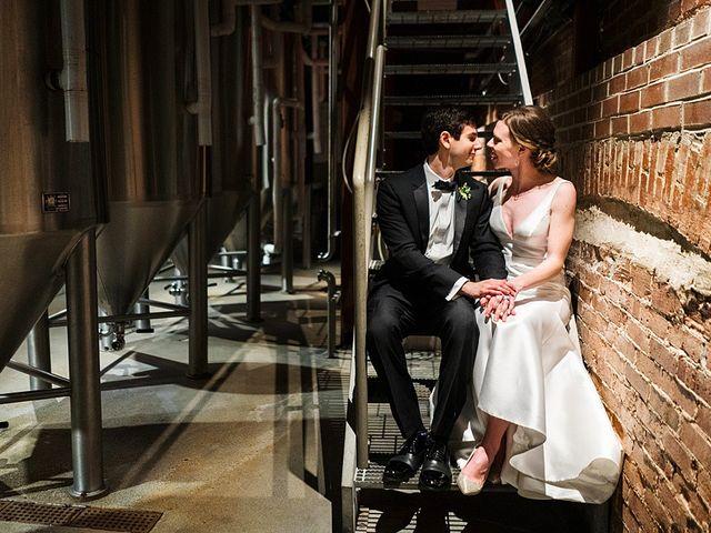 Jake and Kara's Wedding in Princeton, New Jersey 11