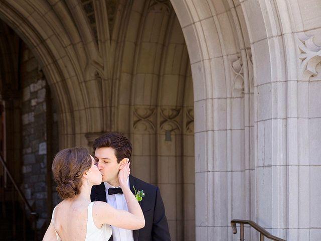 Jake and Kara's Wedding in Princeton, New Jersey 12