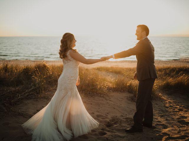 The wedding of Kaitlyn and Kody