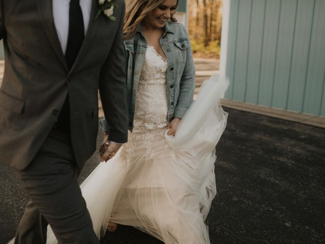 Kody and Kaitlyn's Wedding in Holland, Michigan 14