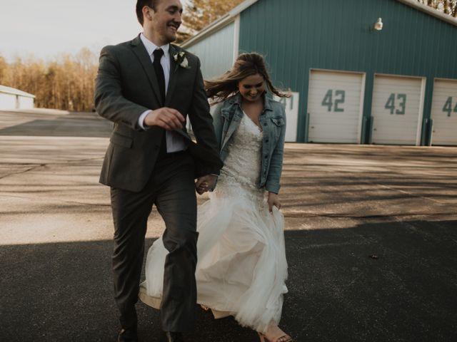 Kody and Kaitlyn's Wedding in Holland, Michigan 15