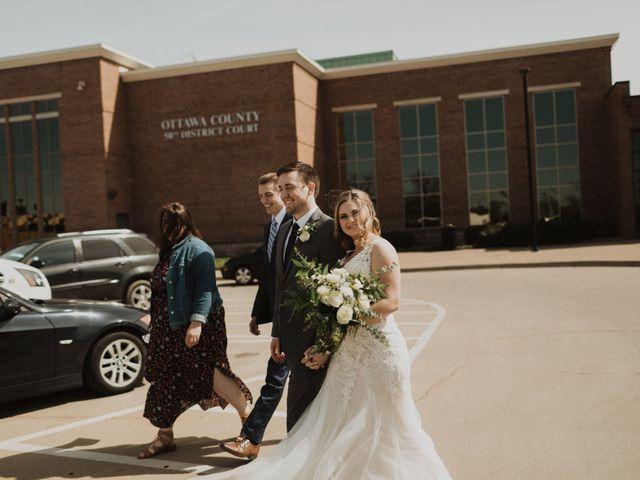 Kody and Kaitlyn's Wedding in Holland, Michigan 34