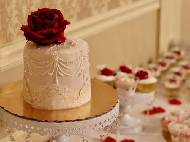 Michael and Megan's Wedding in Richmond, Michigan 4