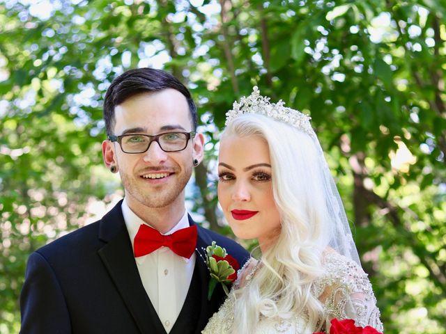 Michael and Megan's Wedding in Richmond, Michigan 6