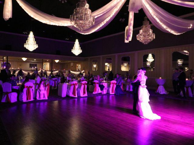 Michael and Megan's Wedding in Richmond, Michigan 16