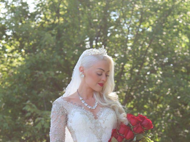 Michael and Megan's Wedding in Richmond, Michigan 21