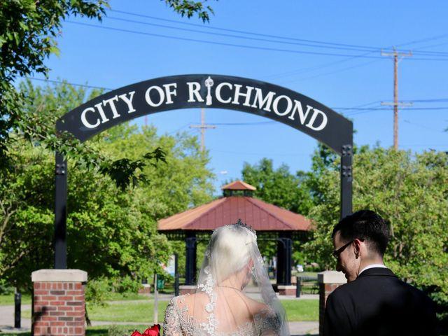 Michael and Megan's Wedding in Richmond, Michigan 22