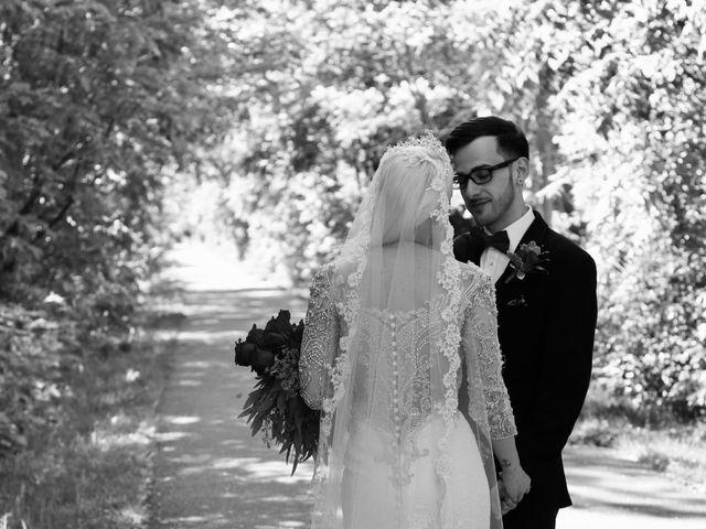 Michael and Megan's Wedding in Richmond, Michigan 23