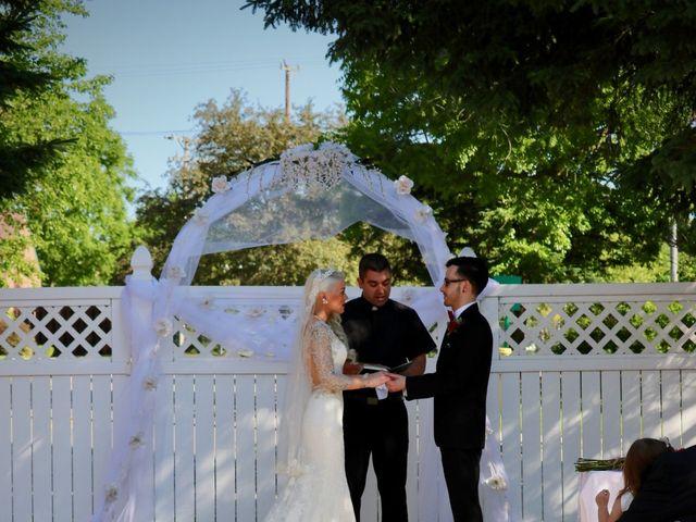 Michael and Megan's Wedding in Richmond, Michigan 24