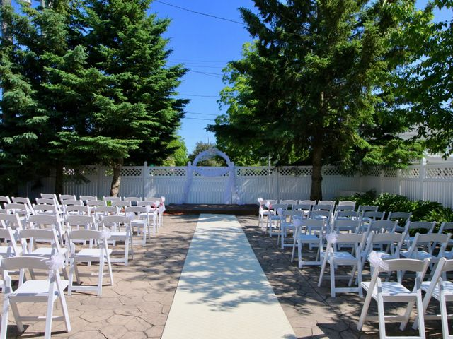 Michael and Megan's Wedding in Richmond, Michigan 27
