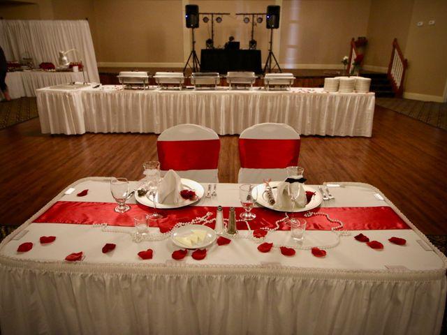 Michael and Megan's Wedding in Richmond, Michigan 30