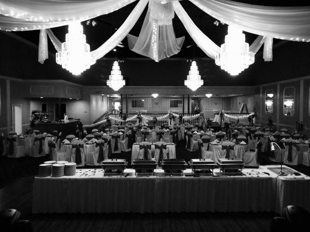 Michael and Megan's Wedding in Richmond, Michigan 31