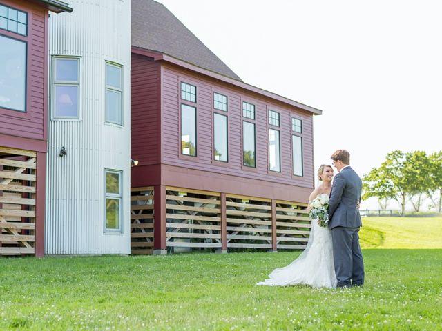 The wedding of Bridget and Patrick