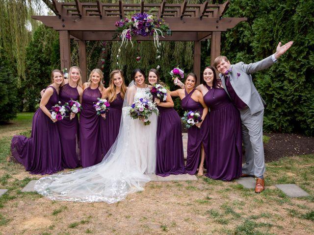 Josh and Kelly's Wedding in Wilmington, Delaware 3