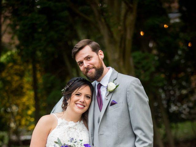 Josh and Kelly's Wedding in Wilmington, Delaware 1