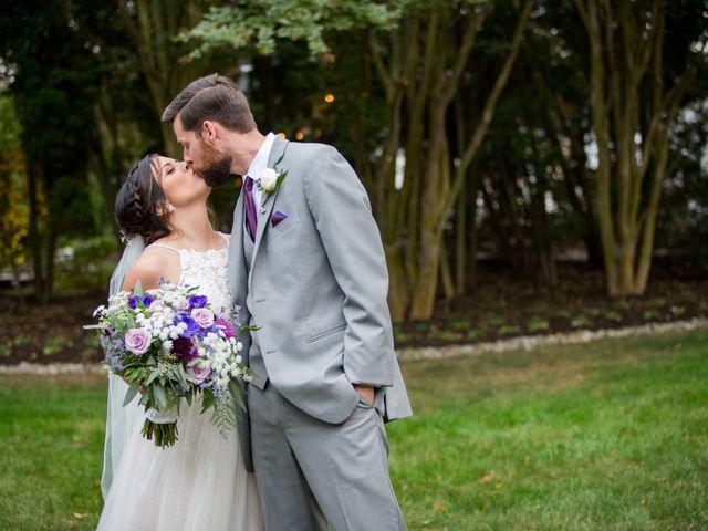 Josh and Kelly's Wedding in Wilmington, Delaware 5