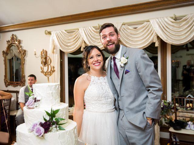 Josh and Kelly's Wedding in Wilmington, Delaware 6