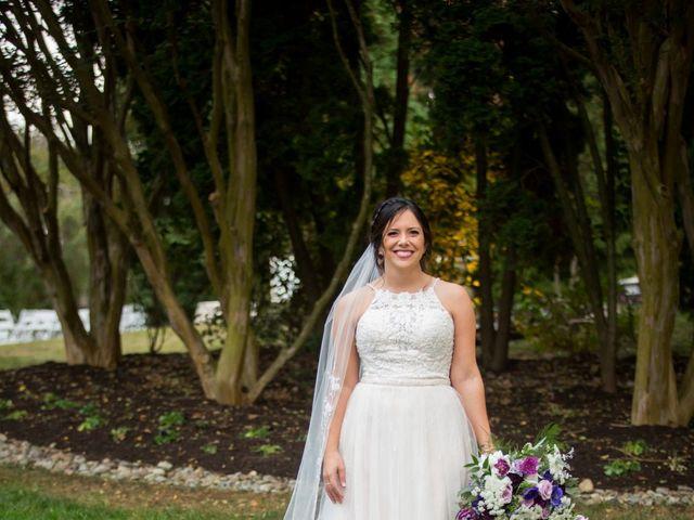 Josh and Kelly's Wedding in Wilmington, Delaware 9