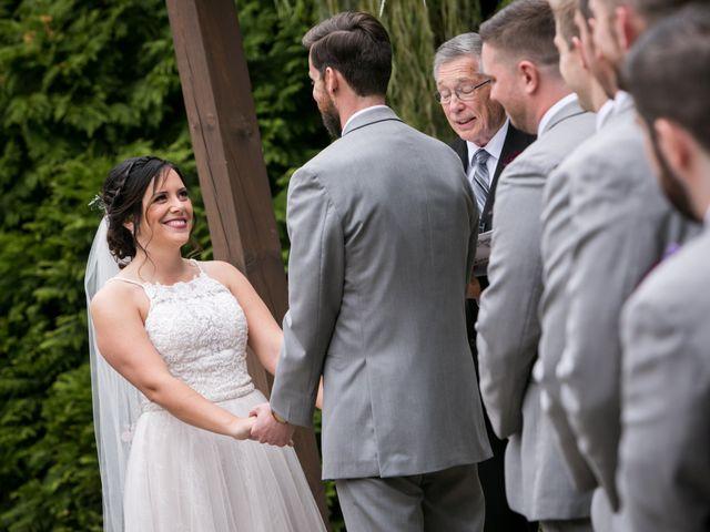 Josh and Kelly's Wedding in Wilmington, Delaware 12