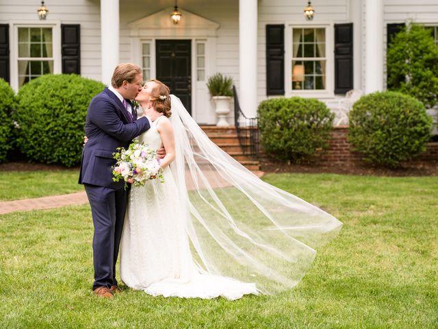 Drew and Jessica's Wedding in Glen Allen, Virginia 3