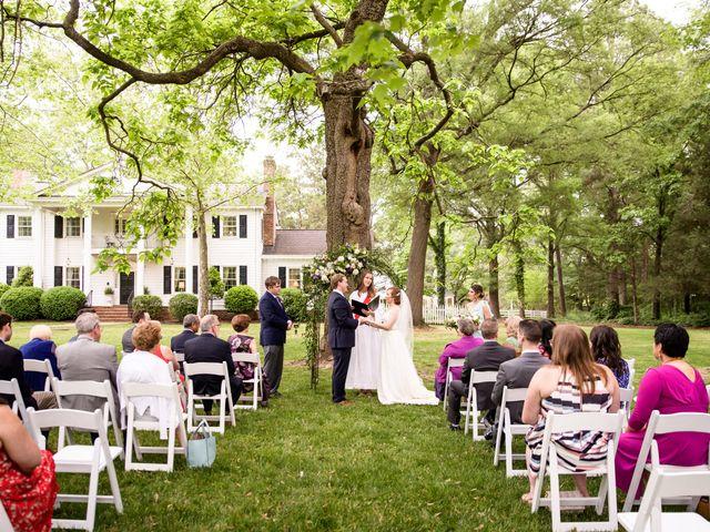 Drew and Jessica's Wedding in Glen Allen, Virginia 7