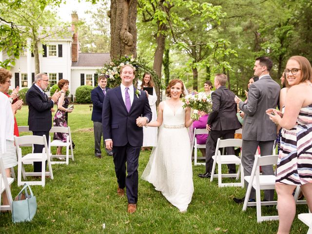 Drew and Jessica's Wedding in Glen Allen, Virginia 8