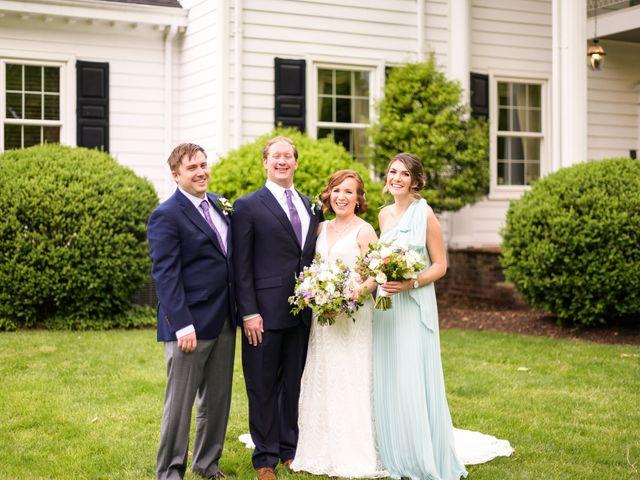 Drew and Jessica's Wedding in Glen Allen, Virginia 13