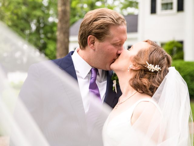 Drew and Jessica's Wedding in Glen Allen, Virginia 14